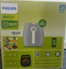 Philips Airfryer with Rapid Air Technology for Healthy Cooking White/Light*Grey*