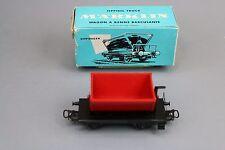Y049 Marklin train 4513 Wagon benne basculante rouge Märklin Kippwagen Reflex
