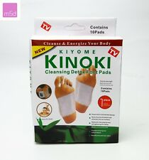 30  Pflaster Kinoki Kiyome entgiften Fusspflaster Entgiftungspflaster Vital