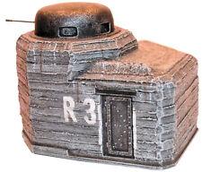 Artmaster 80.319 Ringstand 2 cm Flak im Panzerturm H0 1:87 Bausatz Keramik