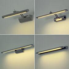 TOP Mit Schalter 7W 9W LED Spiegelleuchte Spiegellampe Badleuchte Bilderleuchte