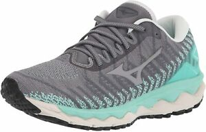 Mizuno Women's Wave Sky 4 Waveknit Running Shoe