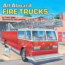 All Aboard Fire Trucks (Reading Railroad)-ExLibrary