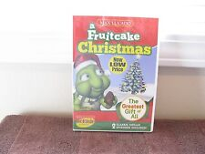 "A Fruitcake Christmas with Hermie & Friends Max Lucado ""New Factory-Sealed DVD"""