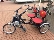 Dreiradtandem,Fun2Go 2018,Preis ohne Motor.Bild zeigt mit Motor u. Sonderausst.