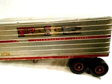 Vintage Smith Miller PIE Semi Truck Trailer