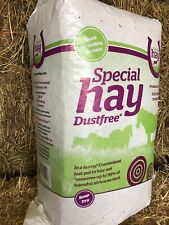 More details for best quality dust free meadow hay bale 10kg