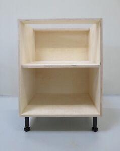 Premium Birch Plywood Kitchen Cabinet Base Unit Carcass