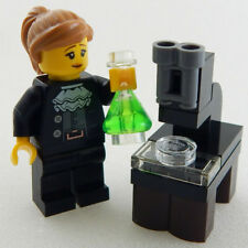 NEW LEGO MARIE CURIE MINIFIG figure minifigure science 21312 stem lab microscope