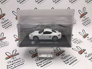 """Die Cast """" Porsche Cayman S - 2007 """" Scale 1/43"""