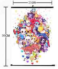 Hot Japan Anime Game Undertale Home Decor Wall Scroll  1182
