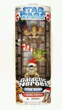 Star Wars Galactic Heroes Stocking Stuffers 3 PK Luke Skywalker , Yoda , R2-D2