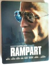 BLU RAY / DVD STEELBOOK RAMPART