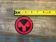 """Magpul Red Logo PMAG Tactical AR AK Hunting Sticker/Decal Approx 3.25"""""""