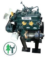Dieselmotor Motor Kubota D722 20,9PS 719ccm BHKW gebraucht Diesel