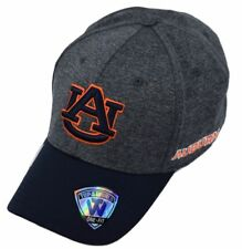 uk availability 13856 edc34 NCAA Auburn Tigers Top of the World 1Fit Adult Cap Hat Grey