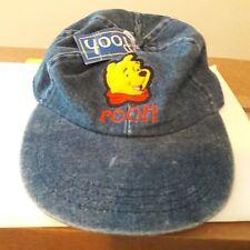 Vtg Winnie the pooh Hat