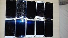 10X Samsung Galaxy S3 - UNTESTED/ SPARES/ REPAIRS/ SCRAP