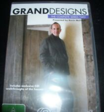 Grand Designs The Complete Series Two 2 (Australia Region 4) DVD - New
