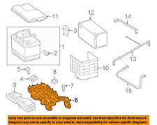 VW VOLKSWAGEN OEM 14-17 Passat 1.8L-L4-Battery Tray 1K0915333H