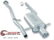 Borla Cat-Back Exhaust / 96-01 Subaru Impreza / Outback 2.2L/2.5L 4cy / 14885