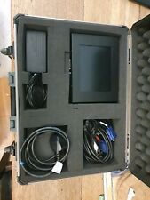 "6"" Preview monitor / screen for camera with flightcase & PSU"