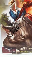 Grimm Fairy Tales Volume 1 Sixth edition November 2010 Signed Brusha Autographed