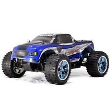 Volcano Epx Pro 1/10 Scale Brushless Truck Electric Monster Blue/Silver Truck