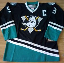 Ducks Black Paul Kariya Jersey M, L, XL, 2XL, 3XL