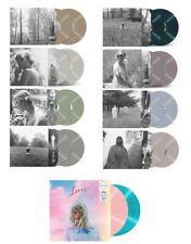 TAYLOR SWIFT Folklore COMPLETE VINYL BUNDLE Pack Lover Included (All 8 Versions)