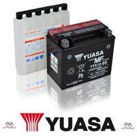 BATTERIA YUASA YTX12-BS APRILIARSV R (RR00)10002004 2005 2006 2007 2008 2009