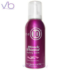 IT'S A 10 (Miracle, Whipped, Styling Balm, 5oz, Lightweight, Mousse, Foam)