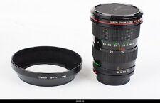 Canon FD 24-35mm f3.5 L Lens Mint