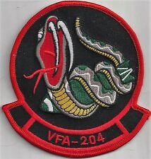 USN VFA-204 PATCH  -                                                       COLOR