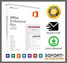 Microsoft Office 2019 Professional Plus KEY | Download Express E-Mailversand NEU