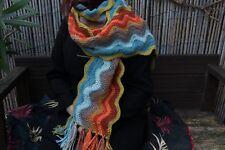 Brand New Crochet Women Evening Ladies Hippy Boho Shawl Wrap