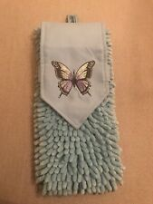 Norwex Chenille Butterfly Hand Towel