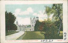 Balmoral castle kings highland home