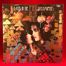 SIOUXSIE & THE BANSHEES A Kiss in The Dreamhouse 1982 UK VINYL LP EXCELLENT COND