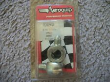 "AEROQUIP -3AN TO 7/16"" BANJO BRSKE FITTING FCM2939"