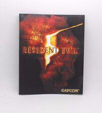 Resident Evil  Manual de instrucciones  ps3 playstation 3 ps 3