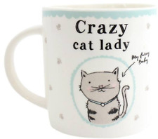 Crazy Cat Lady Boxed Mug Mu 52325 by Something Different