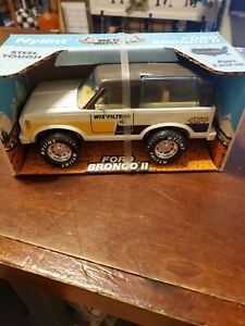 Nylint Ford Bronco II Wix Filters No. 8110 Die Cast Toy Truck  Made in USA  NEW