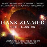 HANS ZIMMER - THE CLASSICS - MOVIE SOUNDTRACKS CD NEU