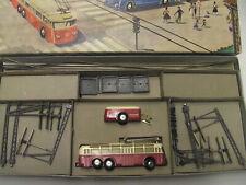 Eheim Trolley Bus Set 7 Startpackung 109 in Sammlerzustand, sehr gut