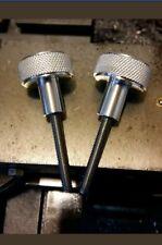 land rover defender aluminium fuse box cover bolts 25mm defender 90/110