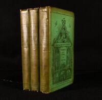1851-2 3vol Northern Mythology Benjamin Thorpe First Edition