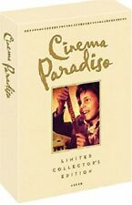 Cinema Paradiso - Limited Collector's Edition / Dvd / 3-Disc +extras (Box Set)