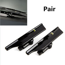 Pair Wiper Stand Windshield Wiper Wing Windshield Wiper Blade Spoiler Mate Wing