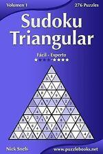 Sudoku Triangular: Sudoku Triangular - de Fácil a Experto - Volumen 1 - 276...